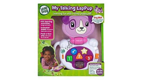 LeapFrog SG-My Talking LapPup 3