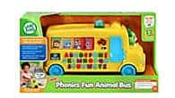 LeapFrog SG-Phonics Fun Animal Bus-Details 5