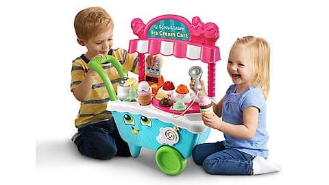 LeapFrog SG-Scoop and Learn Ice Cream Cart 2
