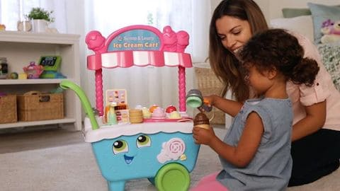LeapFrog SG-Scoop and Learn Ice Cream Cart-Video
