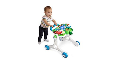 LeapFrog SG-Scouts Get Up & Go Walker 2