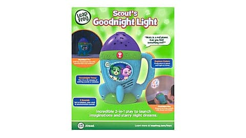 LeapFrog SG-Scouts Goodnight Light 2