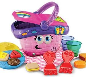 LeapFrog SG-Shapes and Sharing Picnic Basket 1