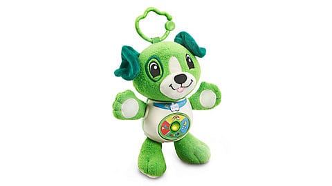 LeapFrog SG-Sing and Snuggle Scout 2