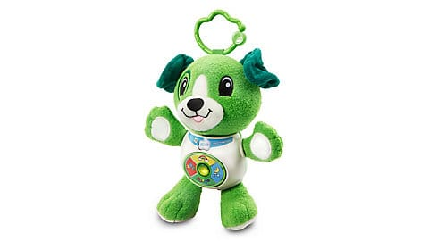 LeapFrog SG-Sing and Snuggle Scout 3