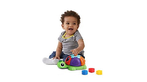 LeapFrog SG-Sorting Surprise Turtle 3
