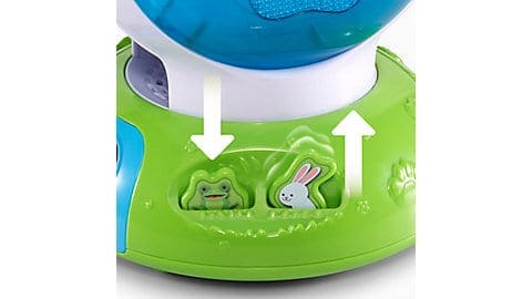 LeapFrog SG-Spin and Sing Alphabet Zoo 3