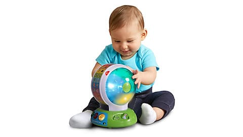 LeapFrog SG-Spin and Sing Alphabet Zoo 4