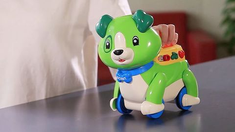 LeapFrog SG-Step and Learn Scout-Video