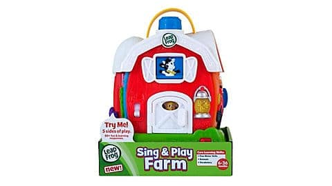 LeapFtog SG-Sing and Play Farm 3