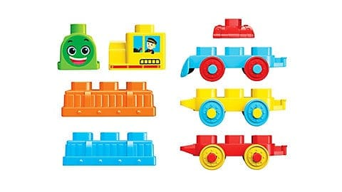 LeapFrog SG-LeapBuilders 123 Counting Train 3