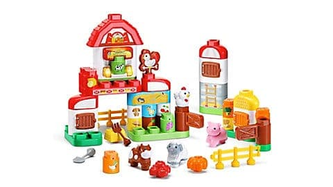 LeapFrog SG-LeapBuilders Food Fun Family Farm 1