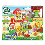 LeapFrog SG-LeapBuilders Food Fun Family Farm-Whats Included