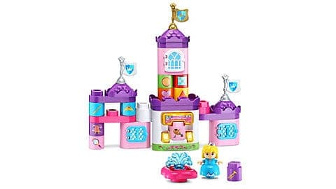 LeapFrog SG-LeapBuilders Shapes and Music Castle 1