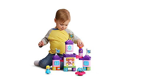 LeapFrog SG-LeapBuilders Shapes and Music Castle 2