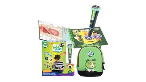 LeapFrog-SG-LeapStart-Go-Pen-Green-Bundle