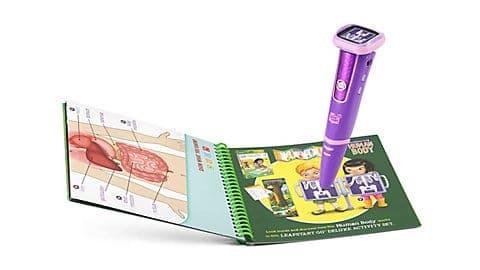 LeapFrog SG-LeapStart Go Pen-Pink 1