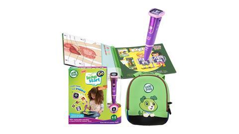 LeapFrog-SG-LeapStart-Go-Pen-Pink-Bundle