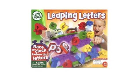 LeapFrog SG-Leaping Letters 2