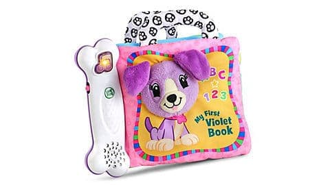 LeapFrog SG-My First Violet Book 1