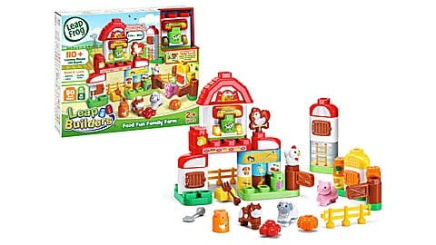 LeapBuilders® Food Fun Family Farm™