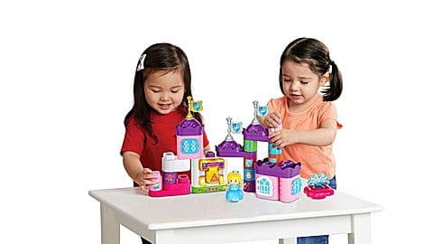 LeapBuilders® Shapes and Music Castle™
