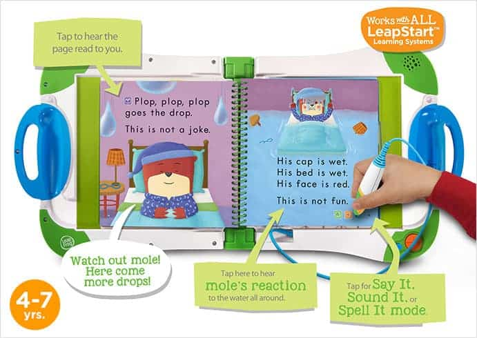 LeapFrog SG-Learn to Read