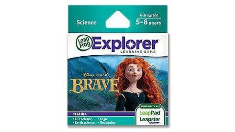 LeapFrog SG-Disney brave 8