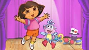 LeapFrog SG-Dora's Amazing Show Ultra 1