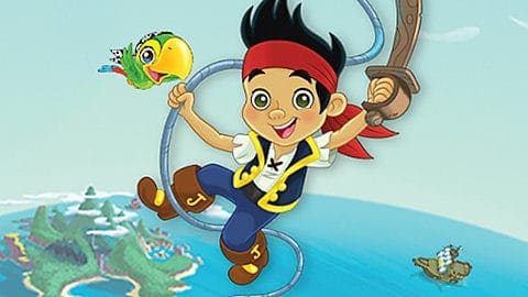 LeapFrog SG-Jake and the neverland pirates 1