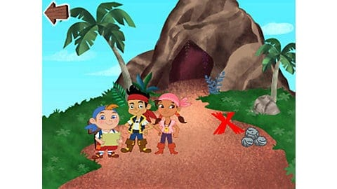 LeapFrog SG-Jake and the neverland pirates 3