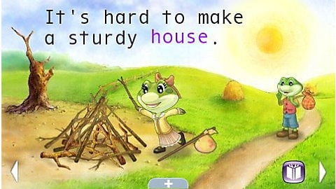 LeapFrog SG-Learn to read Fairy tales Ultra 3