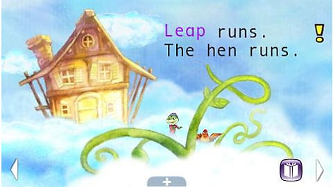 LeapFrog SG-Learn to read Fairy tales Ultra 4