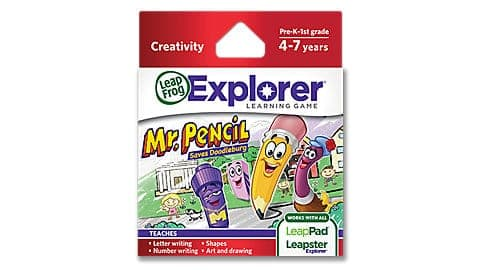 LeapFrog SG-Mr pencil sw 6