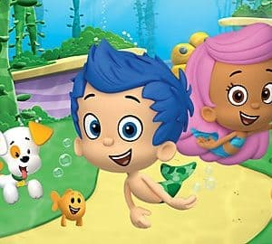LeapFrog SG-bubble guppies 1
