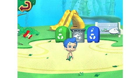 LeapFrog SG-bubble guppies 3
