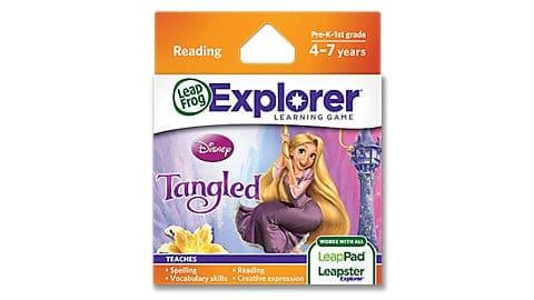 LeapFrog SG-disney tangled 3