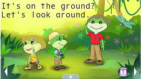 LeapFrog SG-learn to read adventure stories ultra 5