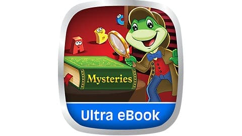 LeapFrog SG-learn to read mysteries 7