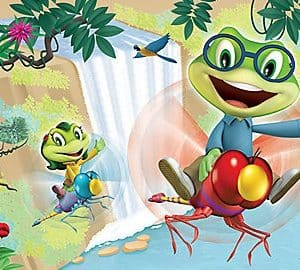 LeapFrog SG- letter factory rainforest 1