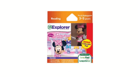 LeapFrog SG-minnie bow-tique 9