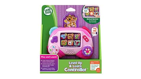 Level Up & Learn Controller™