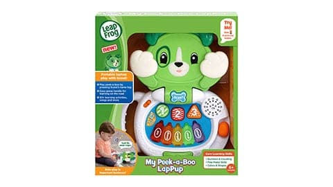 My Peek-a-Boo LapPup™
