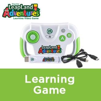 LeapFrog SG-Category Learning Game